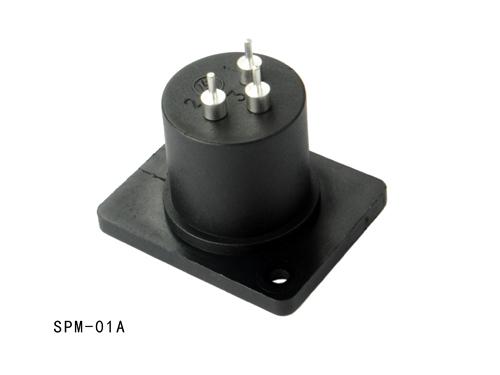 xlr jack SPM-01A