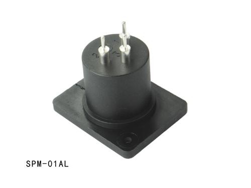 Xlr chassis jack SPM-01AL